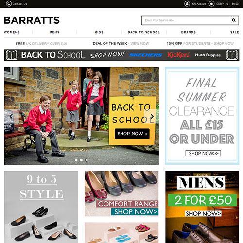 Screenshot of Barratts