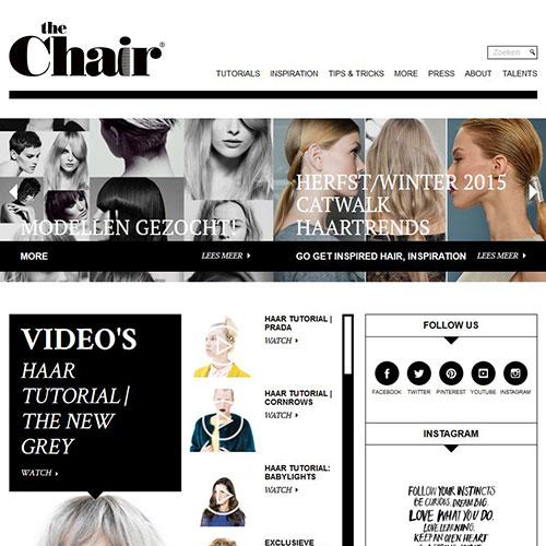 Screenshot of The Chair